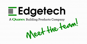 Meet the team behind the Warm Edge Super Spacer Bar from Edgetech, the driving force for energy efficient glazing